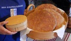 Etelä-Pohjanmaan naurisleipä | Maa- ja kotitalousnaiset