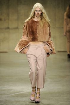#Topshop Unique AW13 at #LFW