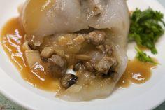 Traditional Taiwanese Food - Ba Wan - YUM!!!