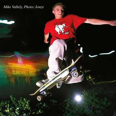 Mike Vallely