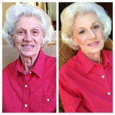 #Makeup makeover by Van Tran @ www.vanitysd.com