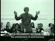 Jacques Lacan, donna une conférence à l'université catholique de Louvain, le 13 octobre 1973. Il va s'ensuivre un événement politique, comme seul l'époque en connaissait.