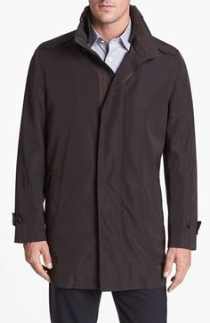Cardinal of Canada 'Andre' Raincoat (Online Only) available at #Nordstrom