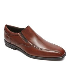 New Brown Fassler Leather Loafer