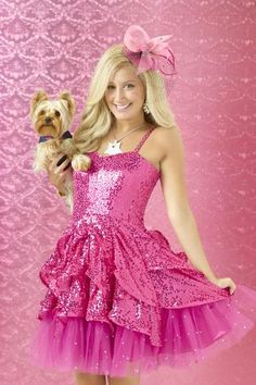 betsey johnson dress // sharpays fabulous adventure