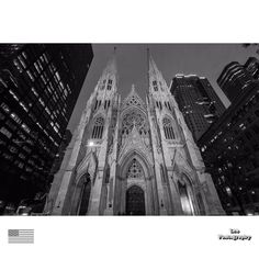 St. Patrick's Cathedral New York by leobats
