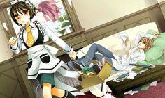El manga de Shonen Maid finalizará en marzo