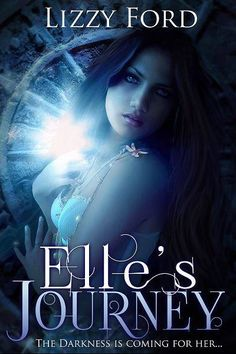 Book cover - Elle's Journey by Lizzy Ford by CathleenTarawhiti on deviantART