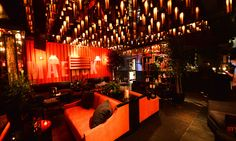 Blind Dragon The Los Angeles Karaoke Lounge Frequented by A-Listers via Vogue