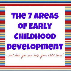 Developmental Domains of Early Childhood