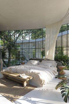 Dream Home Design, My Dream Home, Home Interior Design, Modern House Design, Interior Ideas, Exterior Design, Dream Rooms, Dream Bedroom, Dream Apartment