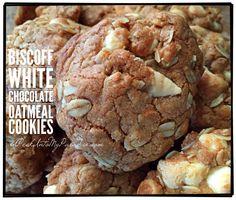 Biscoff White Chocol