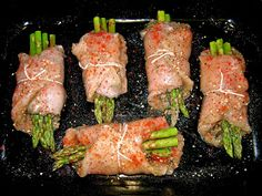 CFSCC presents: EAT THIS!: Chicken-Wrapped Asparagus