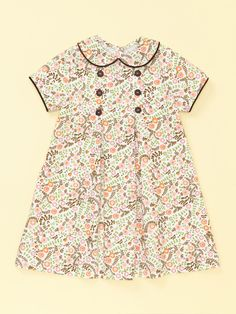 For the babygirl! So cute. Charlotte Dress by Bella Bliss on Gilt.com