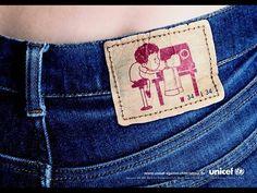 Contre le travail des enfants dans les usines textiles, UNICEF