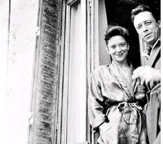 Albert Camus-María Casares (la vida sexual V) Albert Camus, Julien Gracq, Philosophy, Genre, Photos, Writers, People, Photography, Couples