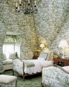 Beaux Arts Beauty - traditional - bedroom - san francisco - Tucker & Marks