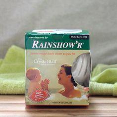 Crystal Bath Chlorine Bath Ball http://www.radiantlifecatalog.com/product/crystal-ball-bath-dechlorinator/baby-child-care/?a=96418