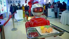 China wants robots to replace millions of low-paid workers | China needs advanced robotics to help balance its economic, social, and technological ambitions with continued growth. | China will account for more than a third of all industrial robots installed worldwide by 2018. [The Future of Robots: http://futuristicnews.com/category/future-robots/ The Future of Humanity: http://futuristicshop.com/category/the-philosophy-of-the-future-predictions-futurism-future-trends/]