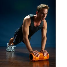 How to Use a Foam Roller to Build Strength | ACTIVE