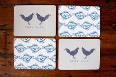 www.waringsathome.co.uk Barware, Coasters, Play, Kitchen, Cooking, Bar Accessories, Drink Coasters, Kitchens, Cucina