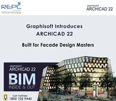 - BIM Inside and Out. Graphisoft Introduces Build for Facade Design Masters. Building Information Modeling, Facade Design, Masters, Software, Train, Architecture, Master's Degree, Arquitetura, Architecture Design