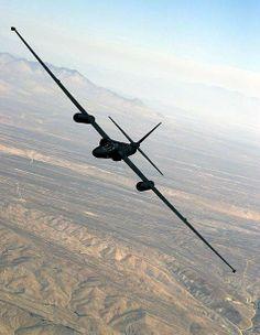 U-2 spy plane  The U-2 still flies today.  http://www.latimes.com/business/aerospace/la-fi-mo-bill-dana-death-20140507-story.html#page=1&lightbox=76372633&slide=5