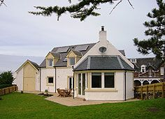 Blackwaterfoot holiday cottages on the Isle of Arran