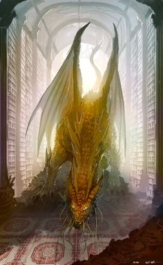 Keeper of the Library by ~Shev14th on deviantART