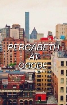 #wattpad #fanfiction ❝Myself and Mr D have decided to send you to High School. Specifically Goode High School. Percy's High School.❞ ❝We're going to Goode?❞ ❝Yes.❞ ©violetharmcn 2015