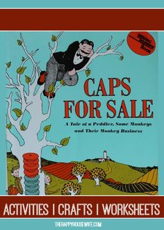 31 Days Of Read Alouds Caps For Sale
