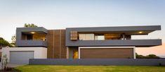 Gran composición volumétrica y de fachada