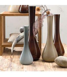 Vase Sacchetta in Naturtönen #leonardoglasliebe