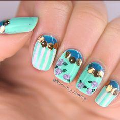 nails_by_charlie #nail #nails #nailart