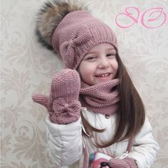 Strickschal Mütze Modelle – Examples of Knitted Scarf Models … – Knitting Models and Suggestions Knitted Hats Kids, Baby Hats Knitting, Crochet Baby Hats, Easy Knitting, Kids Hats, Knitting For Kids, Knit Crochet, Baby Scarf, Scarf Hat
