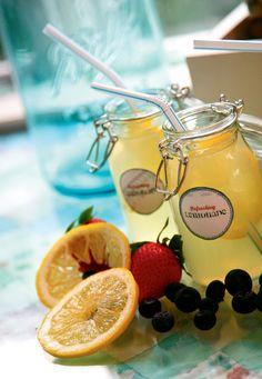 Limonada + Tarro conservas!