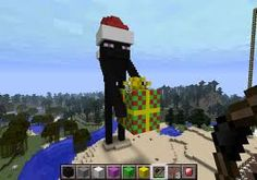 this is probably the best enderman statue i've ever seen