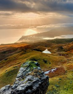 Glen Brittle,Scotland