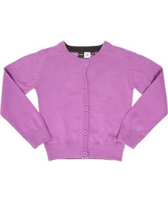 Molo fancy lilac cardigan  #emilea