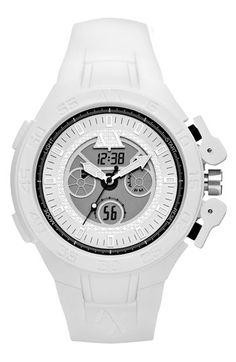 AX Armani Exchange Dual Movement Watch, 47mm available at #Nordstrom
