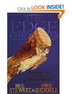Midnight Over Sanctaphrax: Twig Saga Book 3: The Edge Chronicles: Amazon.co.uk: Paul Stewart, Chris Riddell: Books
