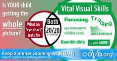 What is Vision Therapy? - College of Optometrists in Vision Development (COVD)