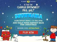 Planet7 Casino - Christmas Bonus