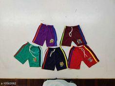 Shorts & Capris Trendy Kids Shorts Fabric: Cotton Pattern: Printed Multipack: 5 Sizes:  4-5 Years 5-6 Years 3-4 Years 6-7 Years 7-8 Years 2-3 Years Country of Origin: India Sizes Available: 2-3 Years, 3-4 Years, 4-5 Years, 5-6 Years, 6-7 Years, 7-8 Years   Catalog Rating: ★4.1 (487)  Catalog Name: Flawsome Stylus Kids Boys Shorts CatalogID_1932081 C59-SC1175 Code: 162-10563062-