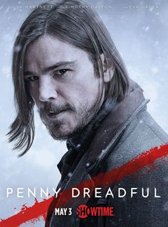 No rest for the wicked. | Penny Dreadful season 2 poster