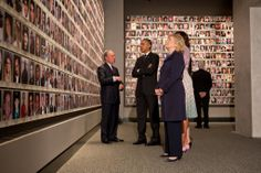 At 9/11 Museum Dedication, Remembrance and Resilience - NYTimes.com