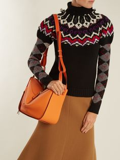 Click here to buy Loewe Hammock small leather tote at MATCHESFASHION.COM