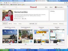 Senioriverkko -projektin kuvaus löytyy myös Pinterestistä.