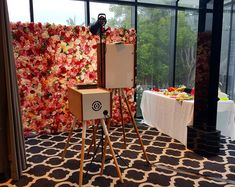 Cheap Open Photo Booth For Hire & Rent in Sydney Photo Booth Design, Photo Booths, Flower Wall Hire, Mirror Photo Booth, Instagram Prints, Wall Backdrops, Fundraising Events, Amazing Pics, Blossom Flower