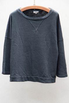 Off Black Sweatshirt
